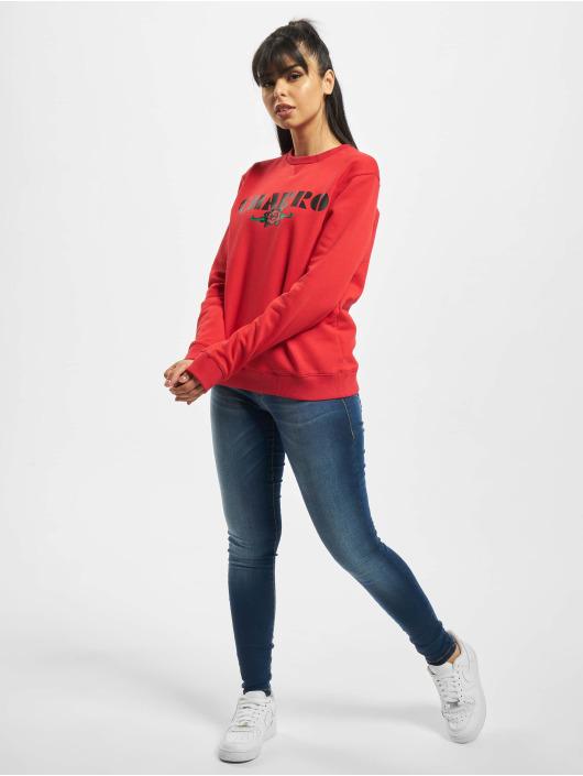 El Charro Pullover AAngel red