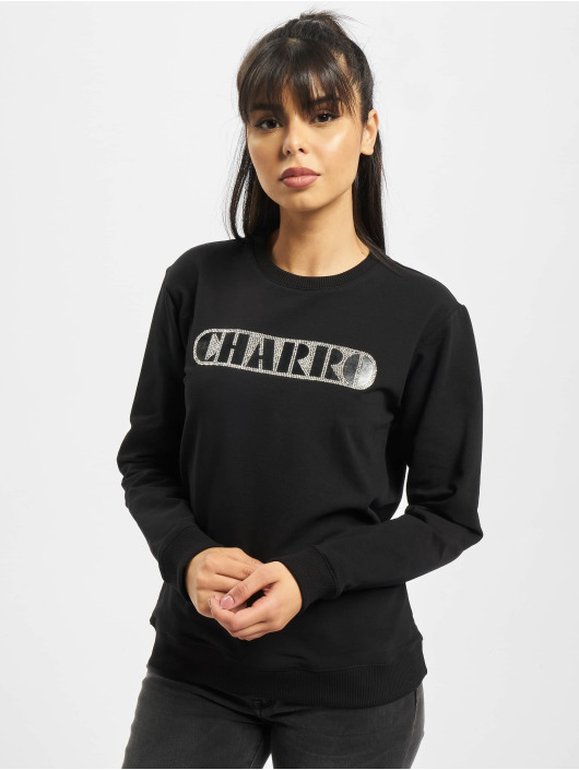 El Charro Pullover Diamond schwarz