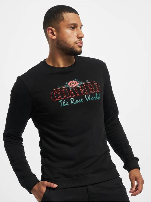 El Charro Pullover Durango schwarz