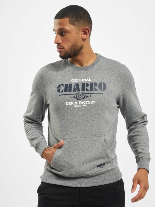El Charro Puserot Emmanuel harmaa