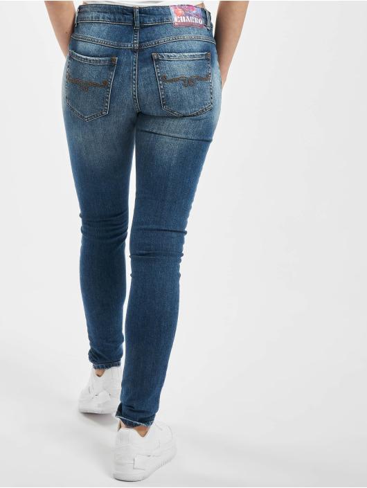 El Charro Skinny Jeans Tijuna 04 modrý