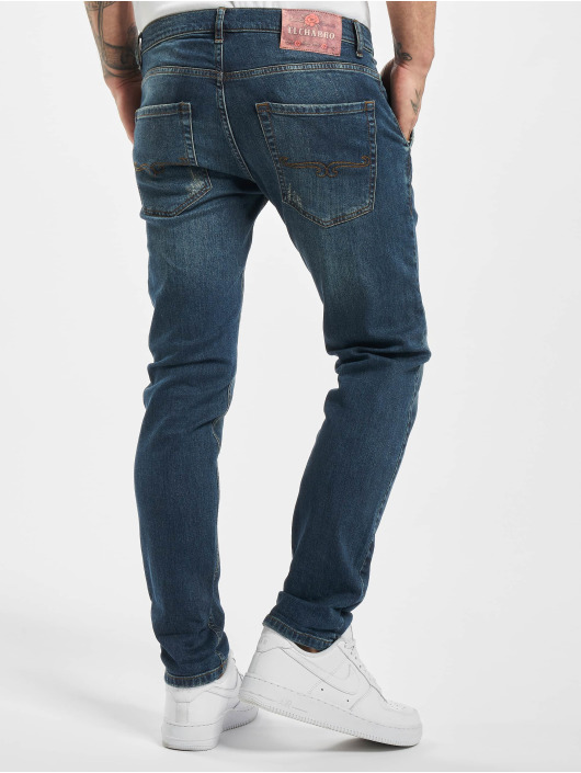 El Charro Slim Fit Jeans Mexico синий