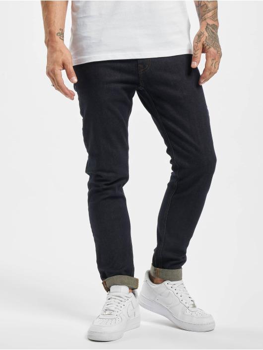 El Charro Slim Fit Jeans Chicanos blå