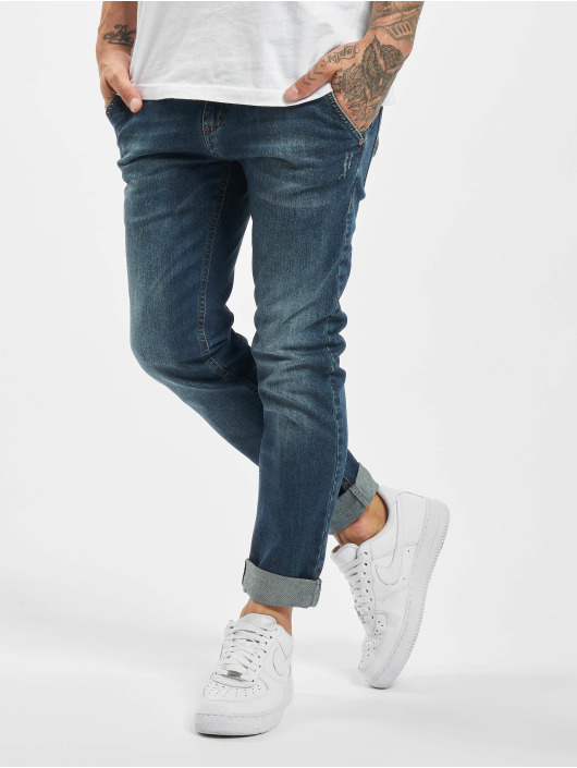El Charro Slim Fit Jeans Mexico blauw