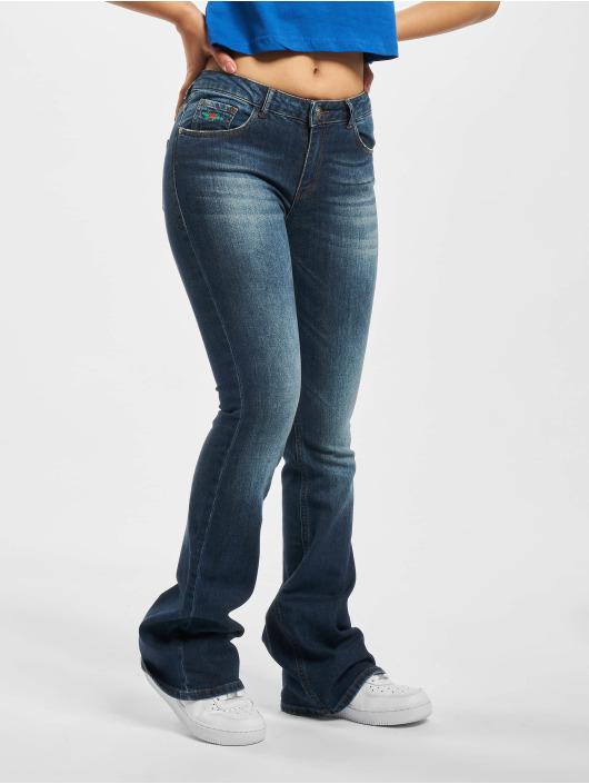 El Charro Slim Fit Jeans Tijuana 05 modrá