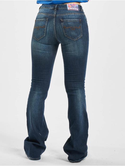 El Charro Slim Fit Jeans Tijuana 05 modrý