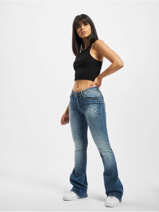 El Charro Slim Fit Jeans Tijuana 06 Denim Pant modrý