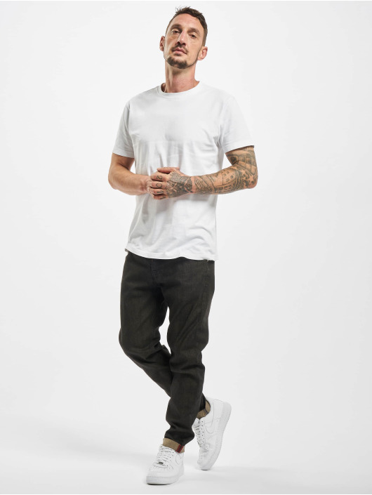 El Charro Slim Fit Jeans Chicanos nero