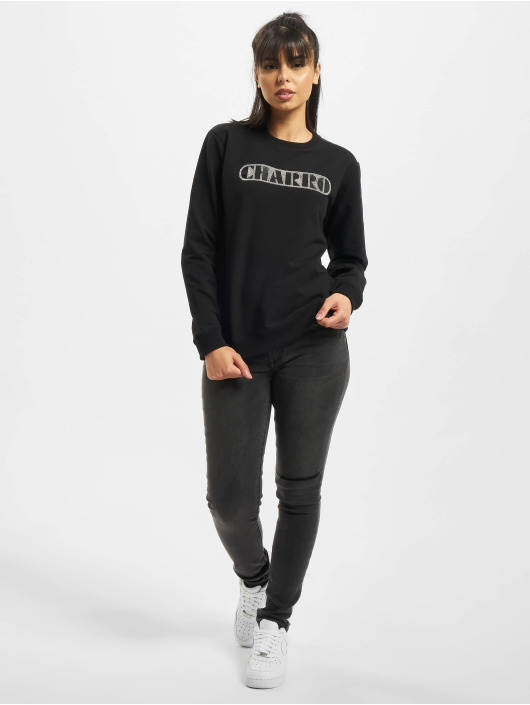 El Charro Sweat & Pull Diamond noir