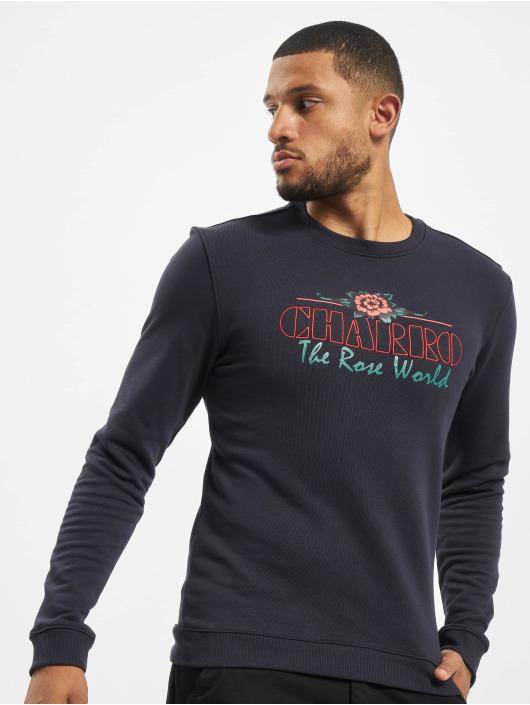 El Charro Swetry Durango niebieski