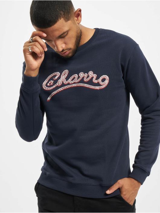 El Charro Swetry Rafael niebieski