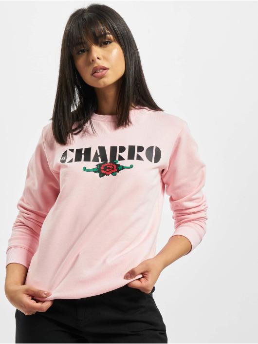 El Charro Swetry AAngel rózowy