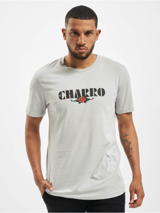 El Charro T-Shirt Alfredo gray
