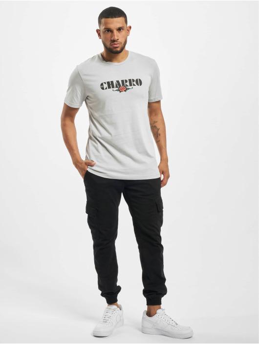 El Charro T-Shirt Alfredo gris