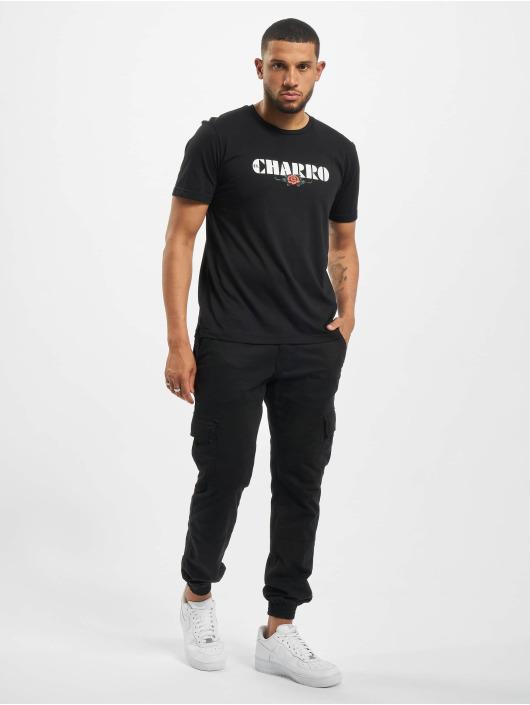 El Charro T-Shirt Alfredo noir