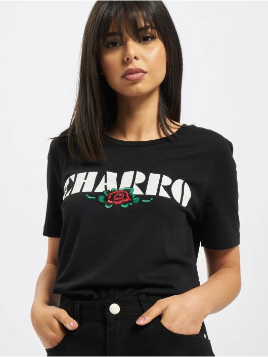 El Charro T-shirt Alonso svart