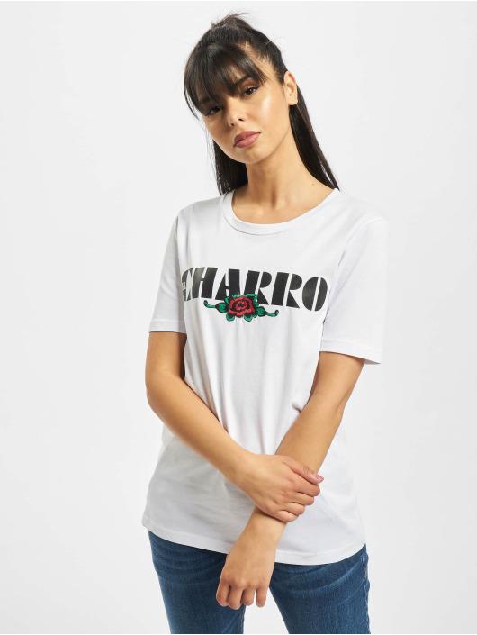 El Charro T-shirt Alonso vit
