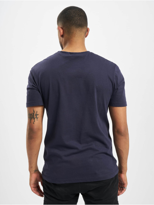 El Charro T-shirts Alfredo blå