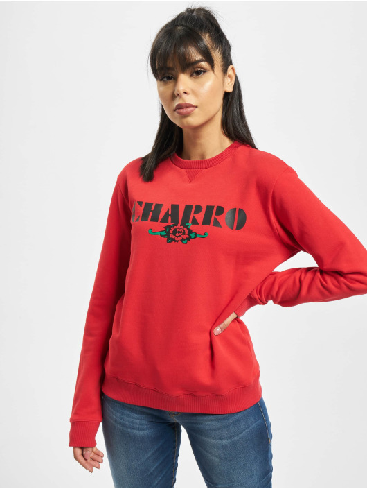 El Charro trui AAngel rood
