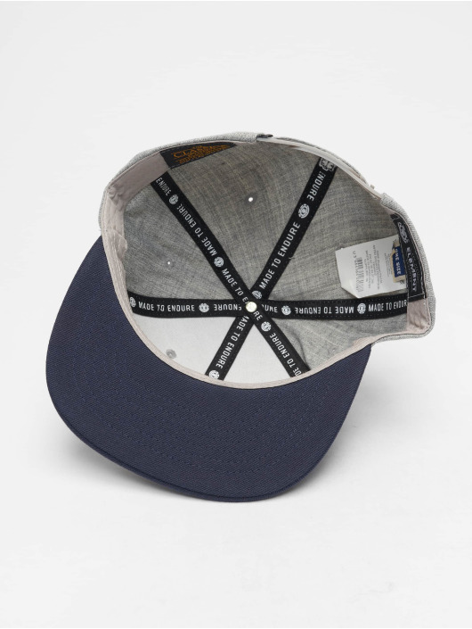 Element Snapback Cap Trekker gray