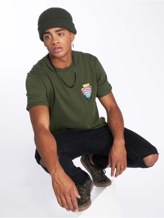 Element T-Shirt North America olive