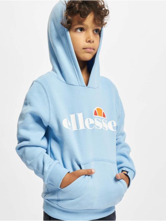 Ellesse Bluzy z kapturem Jero Oh niebieski