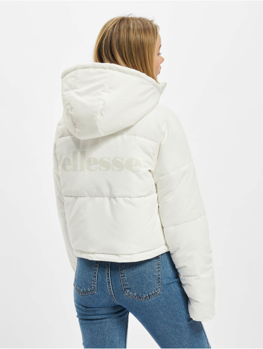 Ellesse Giacca invernale Parum Padded bianco