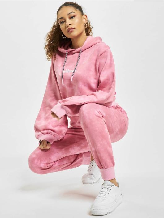 Ellesse Hoodie Fluo pink