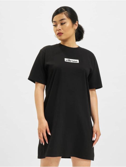 Ellesse Kleid Chiama schwarz