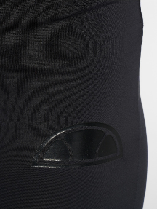 Ellesse Legging Schwarz grau
