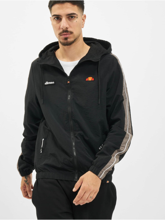 Ellesse Lightweight Jacket Fairchild black
