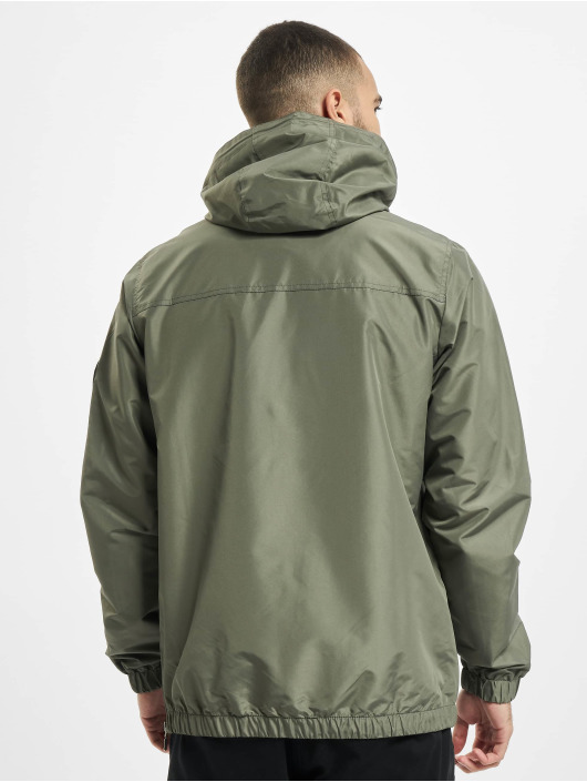 Ellesse Lightweight Jacket Mont 2 OH gray