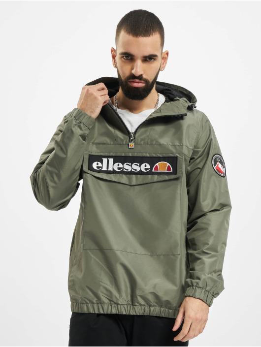 Ellesse Lightweight Jacket Mont 2 OH grey