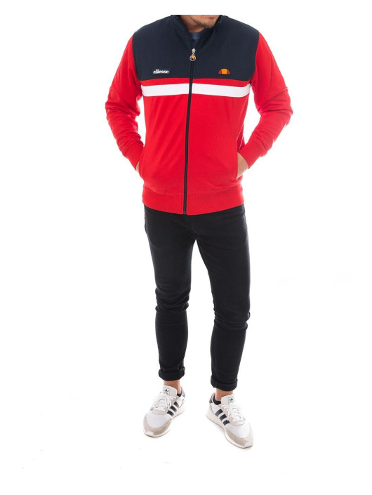 Ellesse Lightweight Jacket Trasimeno 2 red