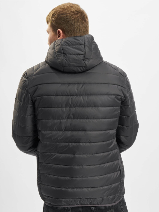Ellesse Manteau hiver Lombardy Padded Winter gris