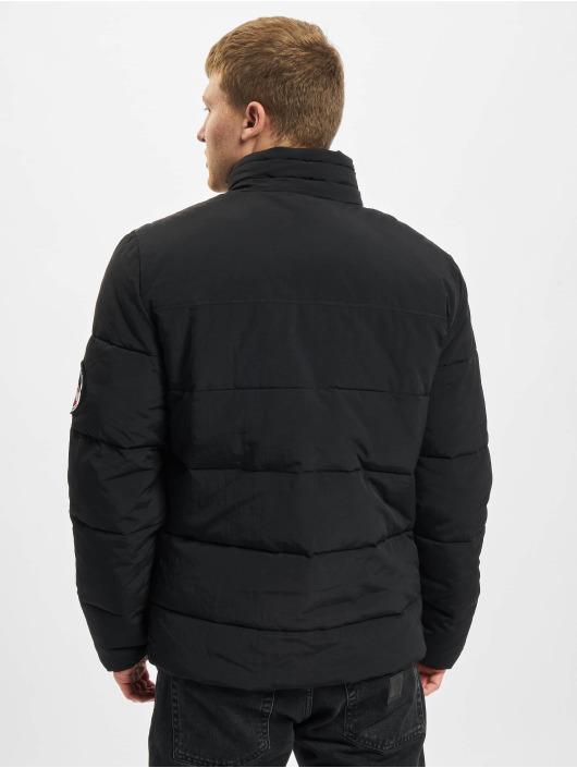 Ellesse Manteau hiver Nebula noir