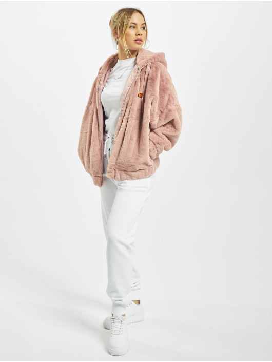Ellesse Giovanna Transition Jacket Pink