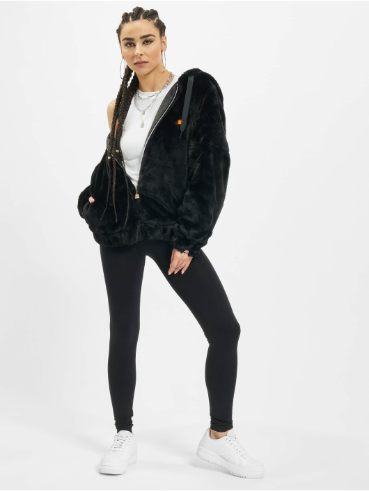 Ellesse Giovanna Transition Jacket Black