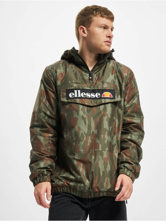 Ellesse Overgangsjakker Monterini camouflage