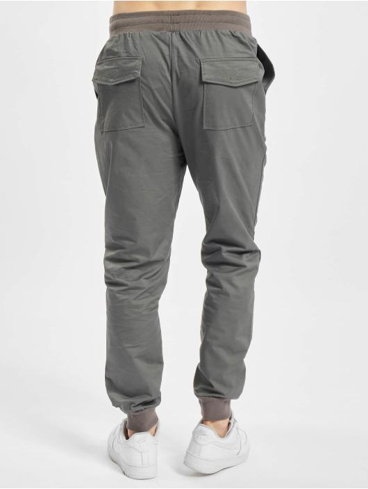 Ellesse Pantalón deportivo Duccio gris