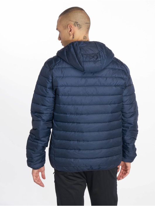 Ellesse Puffer Jacket Lombardy Padded blau