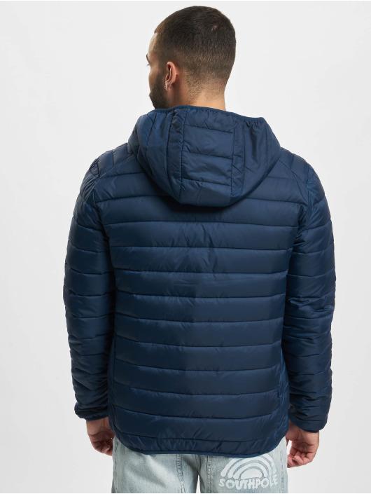 Ellesse Puffer Jacket Lombardy Padded blue