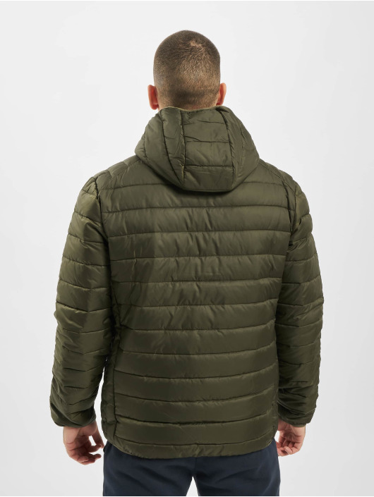 Ellesse Puffer Jacket Lombardy khaki