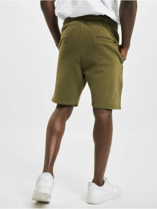 Ellesse Short Bossini Fleece kaki