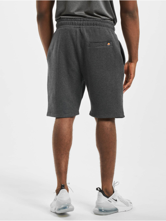 Ellesse Shorts Bossini Fleece grå