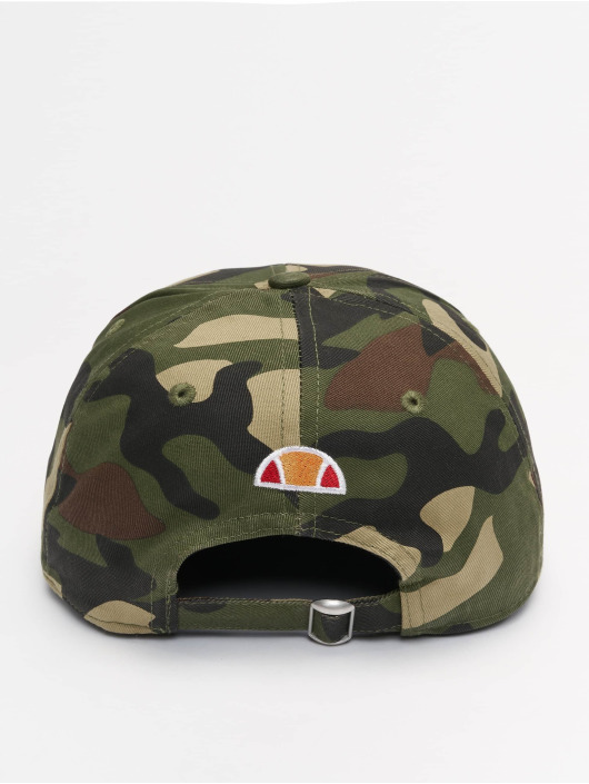 Ellesse Snapback Cap Ragusa camouflage