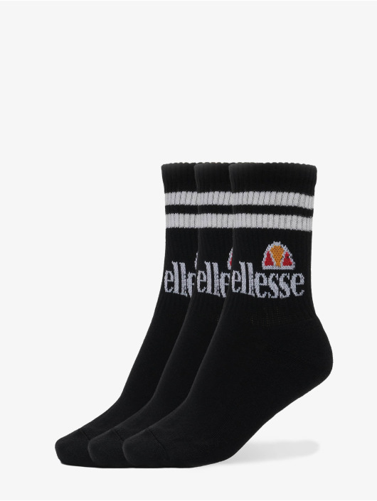 Ellesse Socks Pullo 3 Pack black