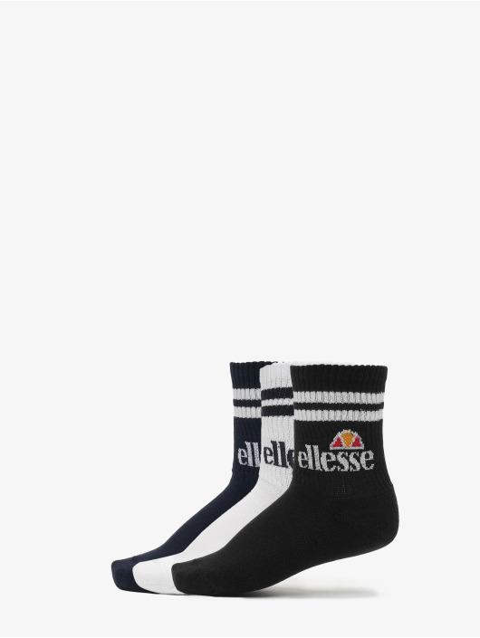 Ellesse Sokken Toni 3-Pack zwart