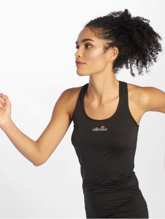 Ellesse Sport Спорт верхушки Tivoli Vest черный