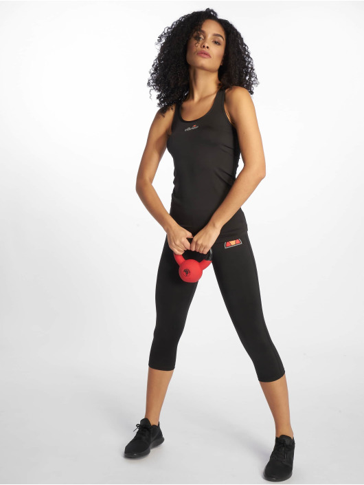 Ellesse Sport Leggings/Treggings Portici czarny